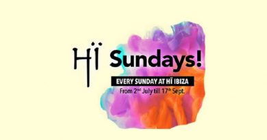 Hï Sundays - Every sunday at Hï Ibiza