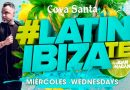 Latin Party at Cova Santa - #LatinIBIZAte