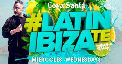 Latin Party at Cova Santa - #LatinIBIZAte