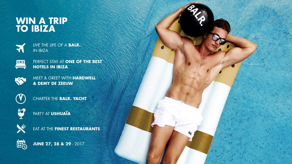 Win The Life Of A BALR. Experience On Ibiza!