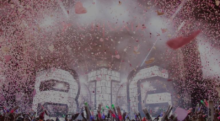 David Guetta goes BIG every monday at Ushuaia