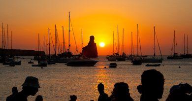 De 5 beste plekken om de zonsondergang op Ibiza te zien