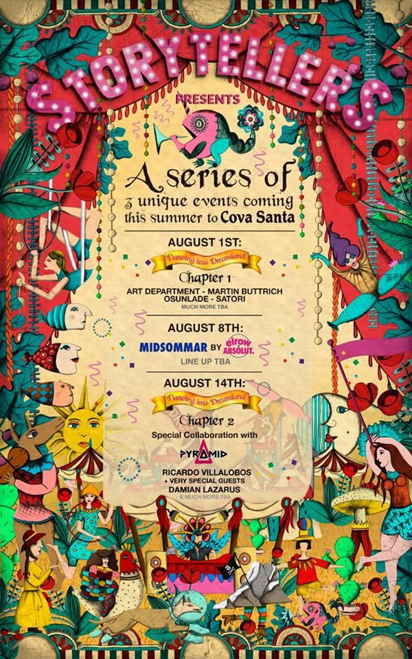 Storytellers Ibiza